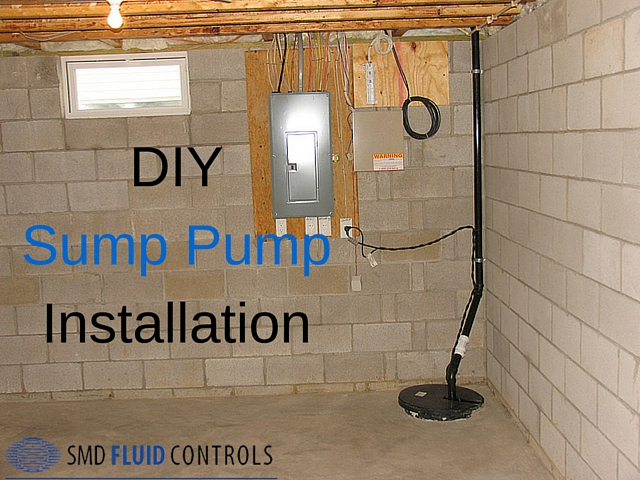 Diy Sump Pump Install Your Own Smd Fluid Controls