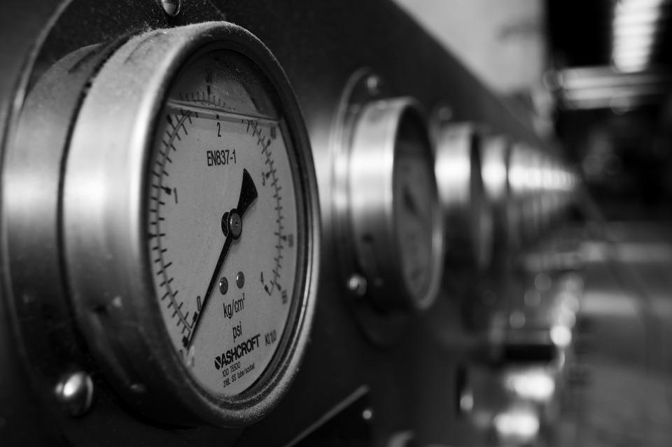 industrial pressure