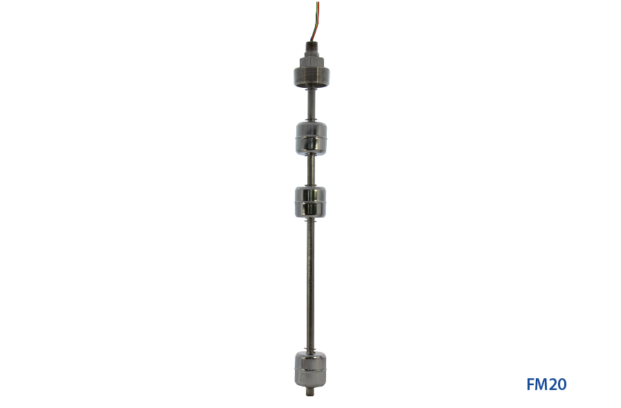 FS21 Full Size Stainless Steel Float Switch
